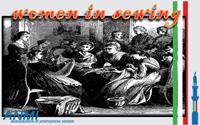 Women In sewing